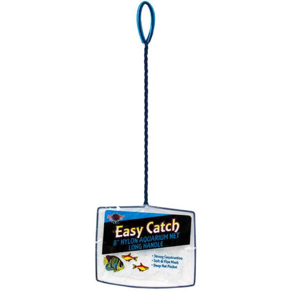 EC-8L - Easy Catch 8 Inch Fine Mesh Net Long Handle