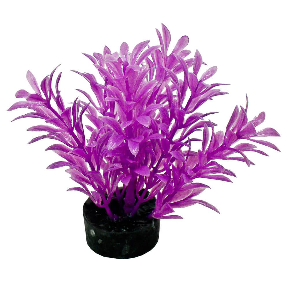 CB-2101-NPP - ColorBurst Florals® Exotic Mini Plant - Neon Purple