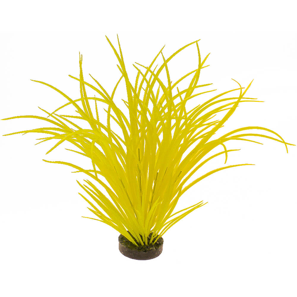 CB-2102-NYW - ColorBurst Florals® Ocean Grass Plant - Neon Yellow