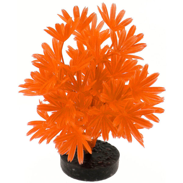 CB-2103-NOR - ColorBurst Florals® Palm Plant - Neon Orange
