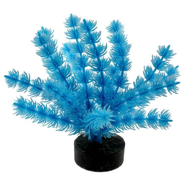 CB-2104-NBL - ColorBurst Florals® Foxtail Plant - Neon Blue