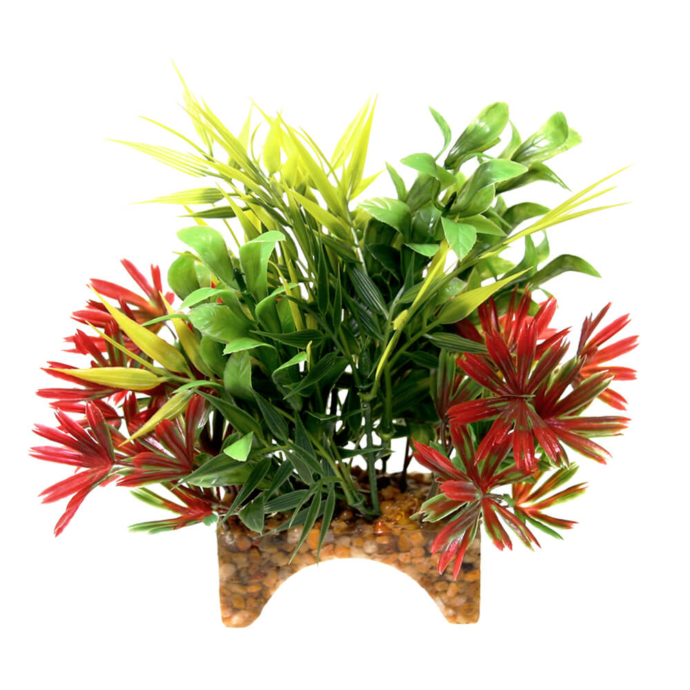 CB-2203 - Garden Clusters® Archway Plant - Jungle - Blue