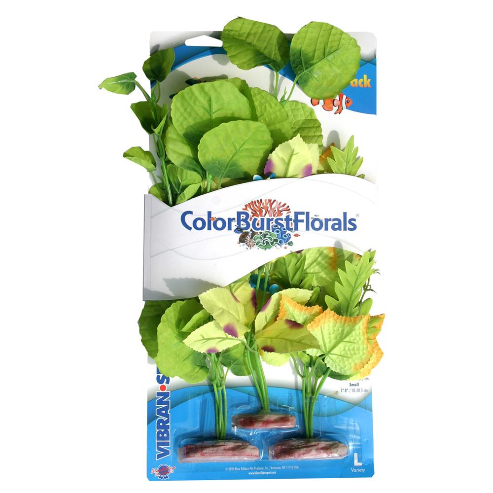 CB-LVP2 - ColorBurst Florals® Broad Leaf Flowering Cluster