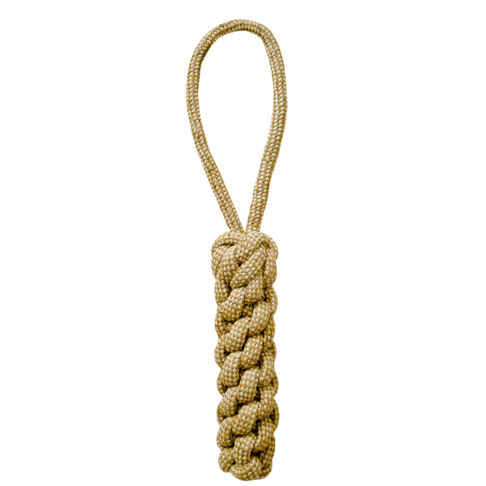 DTR-107 - Tug-O-Rope® Cambric Rope Large Retriever