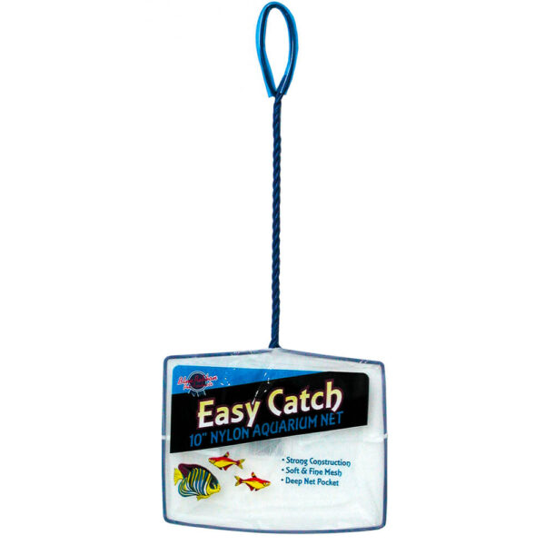 EC-10 - Easy Catch 10 Inch Fine Mesh Net