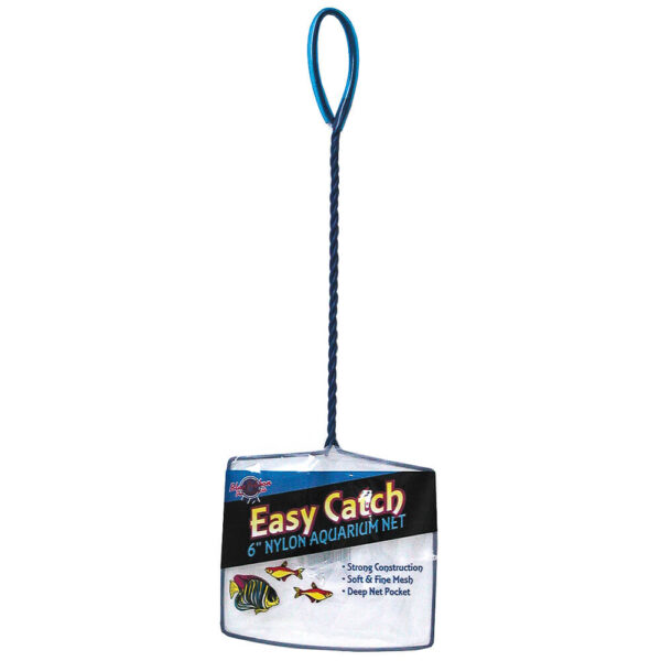 EC-6 - Easy Catch 6 Inch Fine Mesh Net