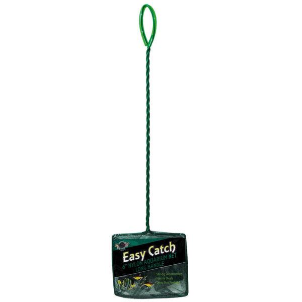 EC-6CL - Easy Catch 6 Inch Coarse Mesh Net Long Handle