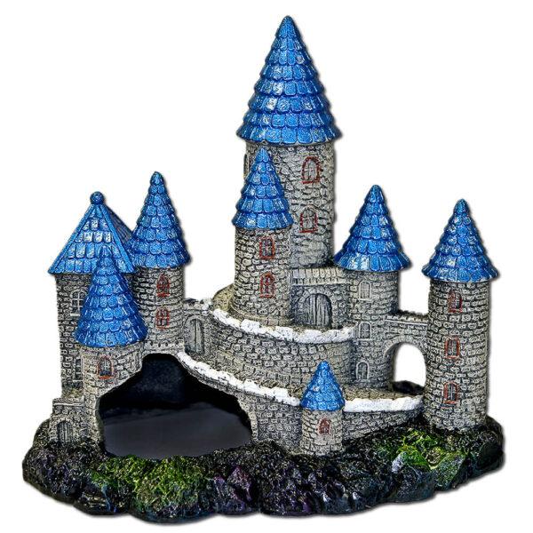ee 108 exotic environments blue spire castle - Blue Castle Decor