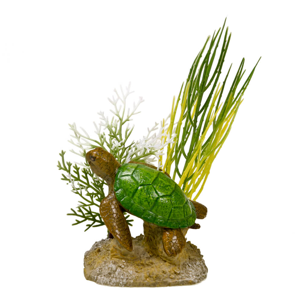 EE-1118 - Exotic Environments® Aquatic Scene with Turtle
