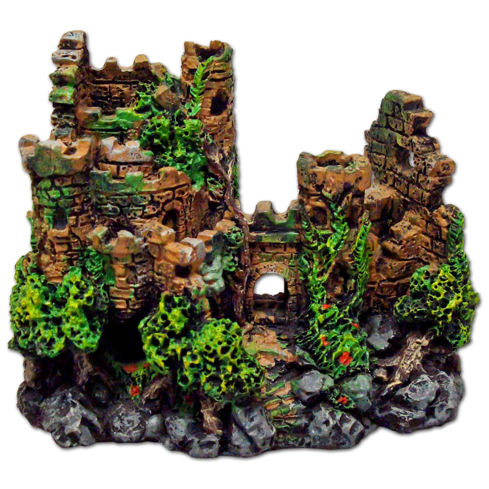 EE-118 - Exotic Environments® Forgotten Ruins Crumbling Castle