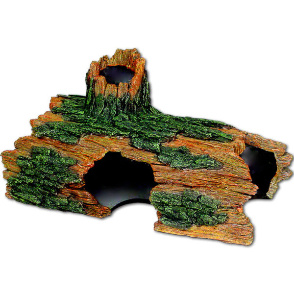 EE-1609 - Exotic Environments® JUMBO Size Hollow Log