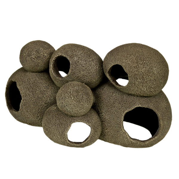 EE-1721 - Exotic Environments® Swim-Through Stone Pile - Large