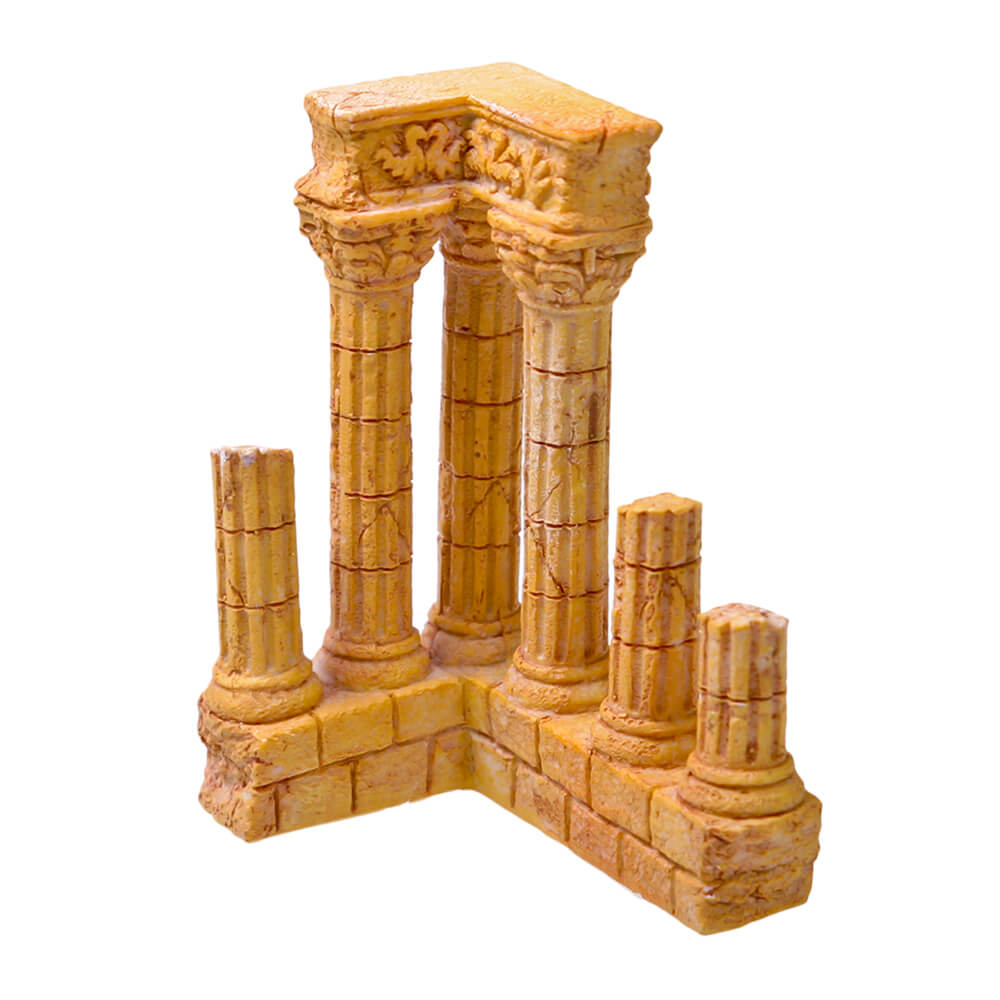 Ee 1731 Exotic Environments 174 Column Ruins Terra Cotta
