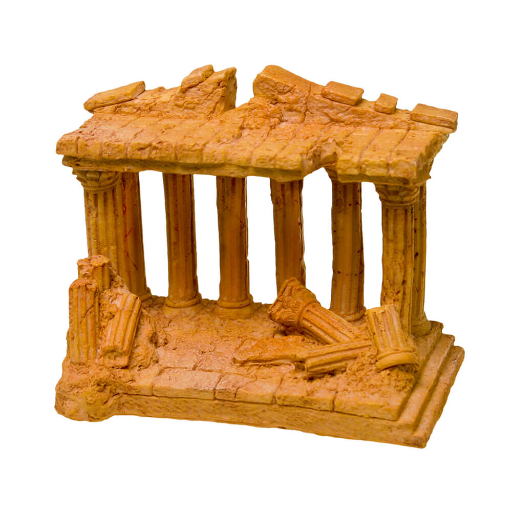 EE-1734 - Exotic Environments® Temple Ruins - Terra Cotta