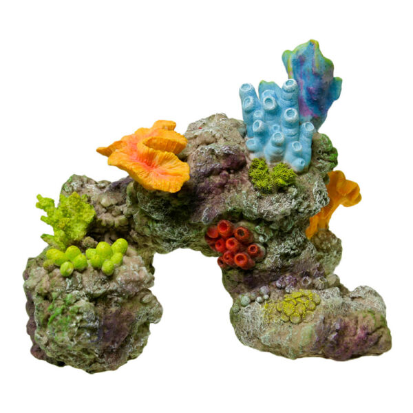 EE-1740 - Exotic Environments® Coral Reef Rock Large