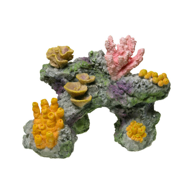EE-1741 - Exotic Environments® Coral Reef Rock Medium