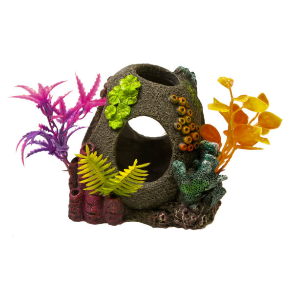 EE-1745 - Exotic Environments® Sunken Orb Floral