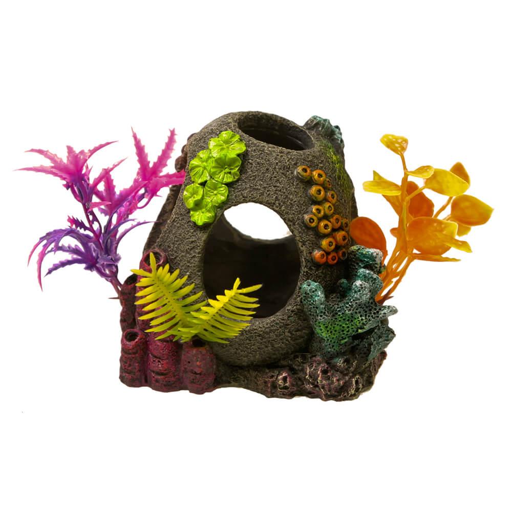 EE-1745 - Exotic Environments® Sunken Orb Floral