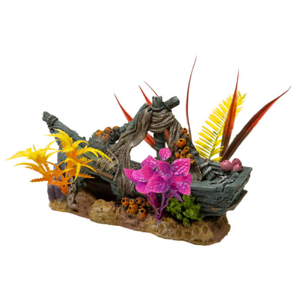 EE-1746 - Exotic Environments® Sunken Ship Floral