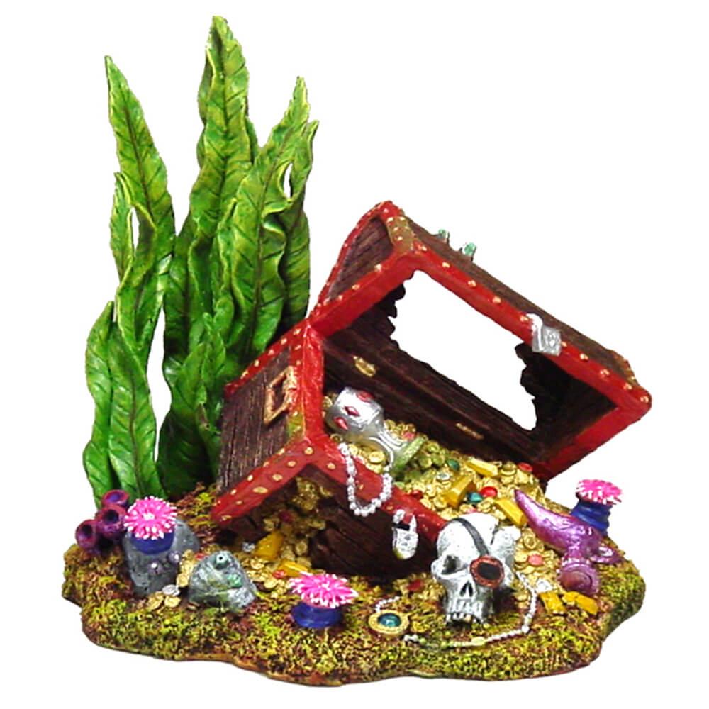 Exotic Environments® Sunken Treasure Chest – Small