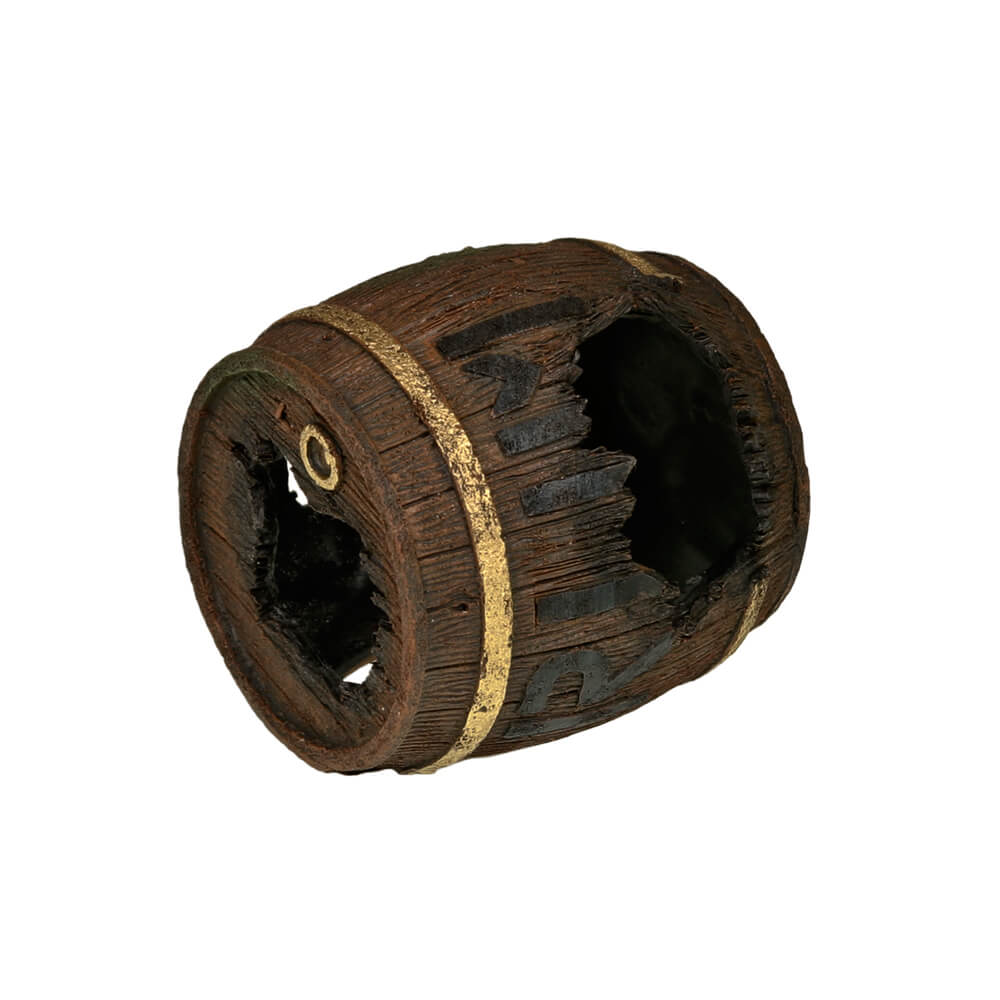 EE-243 - Exotic Environments® Rum Barrel Horizontal - Small