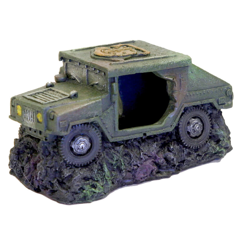 EE-271 - Exotic Environments® Humvee w/Cave