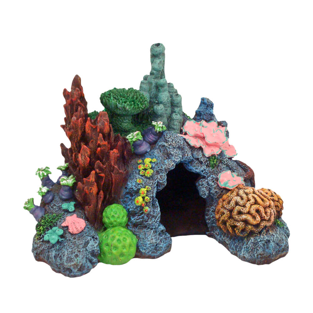 EE-400 - Exotic Environments® Caribbean Living Reef - Small