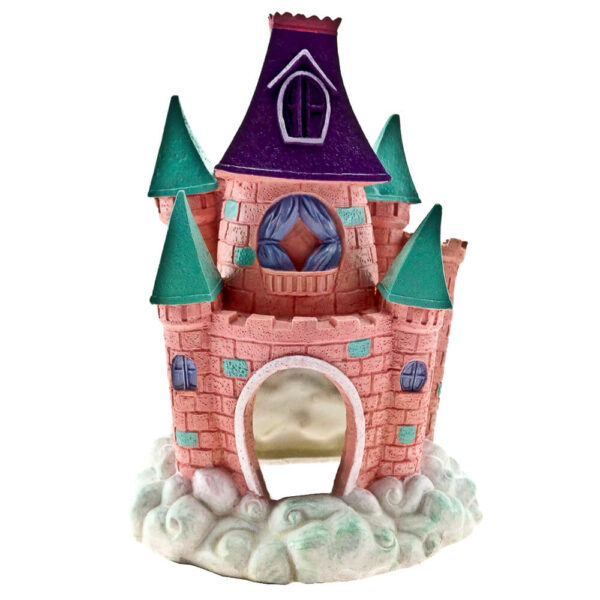 EE-418 - Exotic Environments® Pink Pixie Castle
