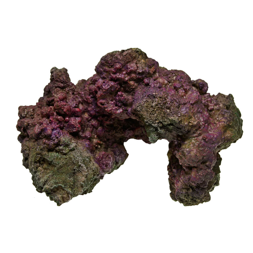 EE-544 - Exotic Environments® REEFflections® Stackable Reef Rock Replicas™ - Nat 9 Inch