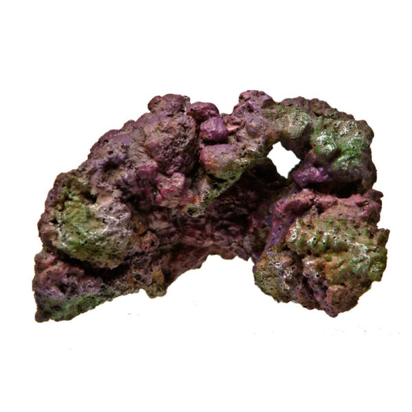 EE-545 - Exotic Environments® REEFflections® Stackable Reef Rock Replicas™ - Nat 8 Inch