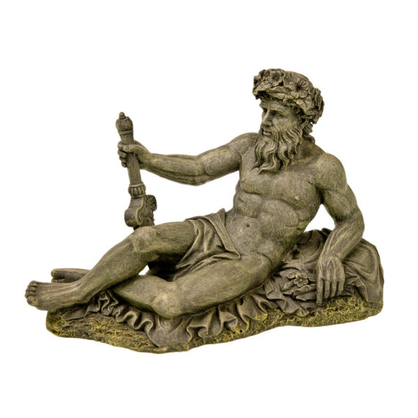 EE-5663 - Exotic Environments® Neptune Statue - Large