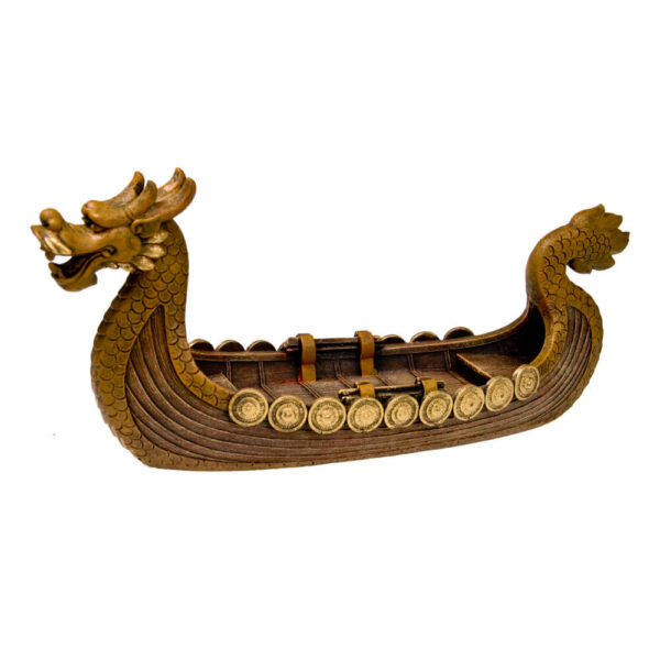 EE-718 - Exotic Environments® Dragon Boat - Gold