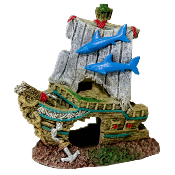EE-732 - Exotic Environments® Small Wonders III - Ships Bow Small