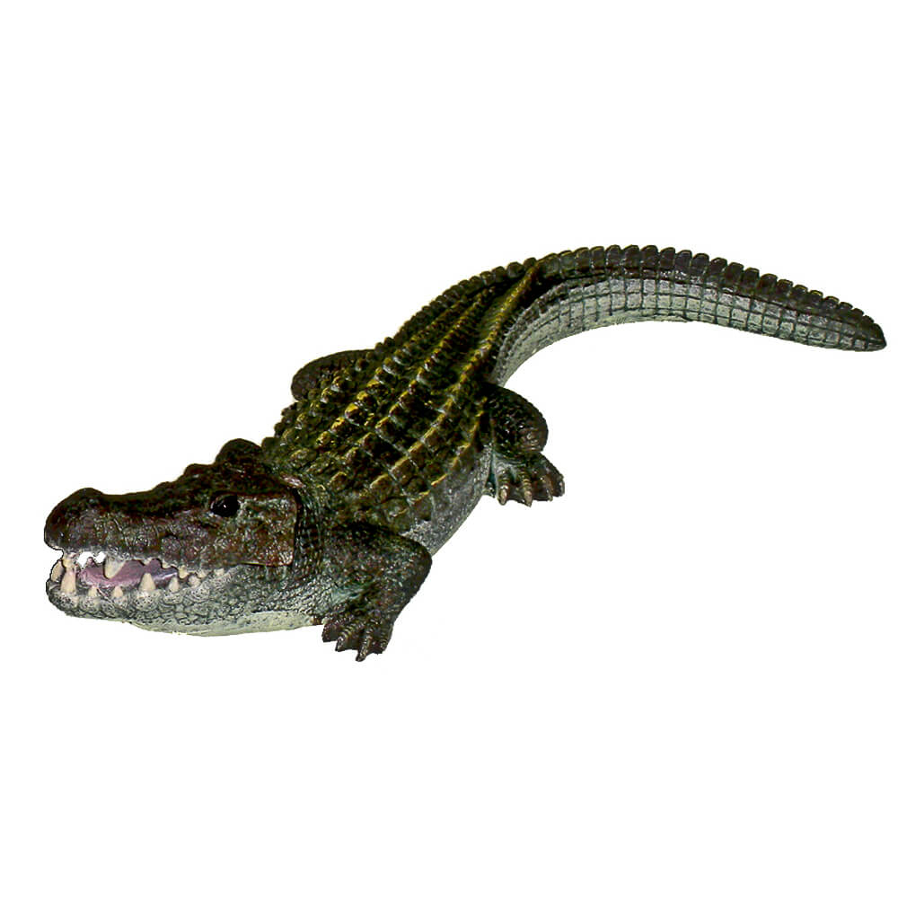 EE-798 - Exotic Environments® Bubbling Alligator - 11 inch