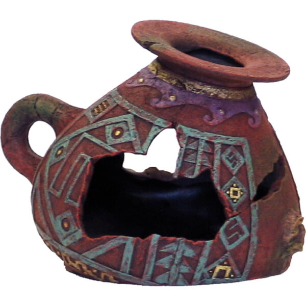 EE-824 - Exotic Environments® Ancient Vases & Urns - Incan Small