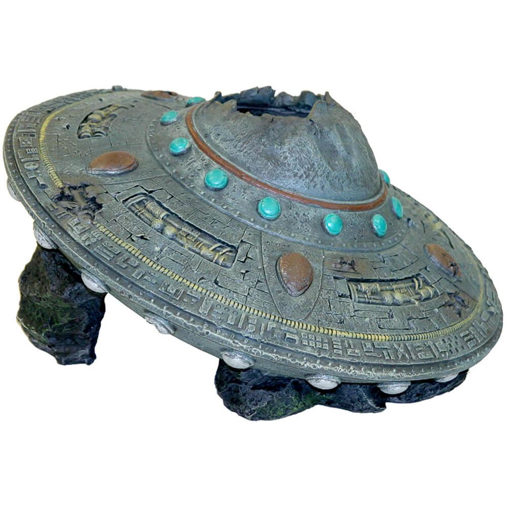 EE-887 - Exotic Environments® UFO Crash Cave