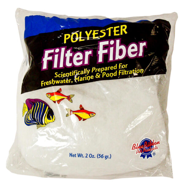 PLY-2 - 2 oz. 100% Polyester Filter Floss